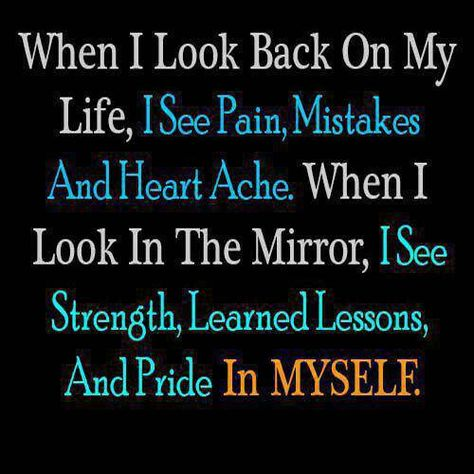 Looking In The Mirror Quotes And Sayings Pinterest Writing