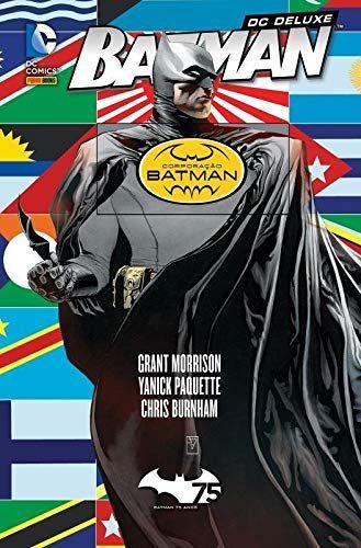 Batman Deluxe 5 Corporacao Batman Volume 1 Por Grant Https
