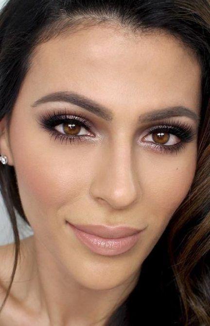28 Trendy Wedding Makeup Elegant Simple With Images Diy