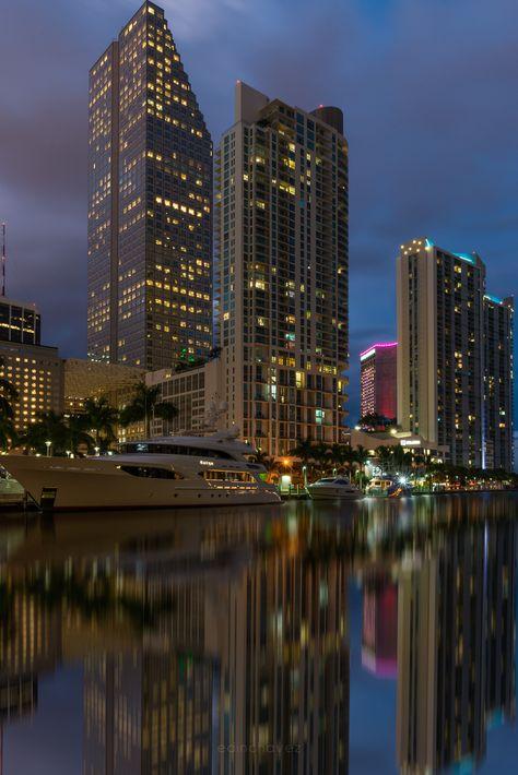 Miami Reflections by Visit Florida, Miami Florida, Miami Beach, South Beach, Night Aesthetic, City Aesthetic, Travel Aesthetic, Miami City, City Vibe
