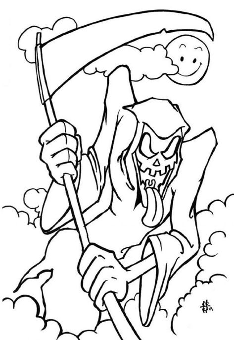15 Halloween Coloring Pages Halloweencoloringpages 15 Halloween