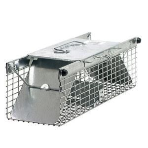 Havahart Small 2 Door Professional Live Animal Cage Trap For Rat