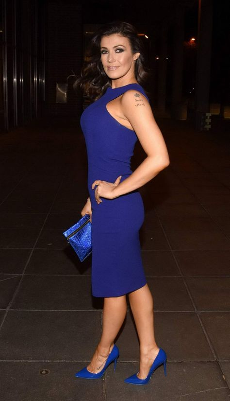 Kym Marsh is gorgeous #maturemodelling