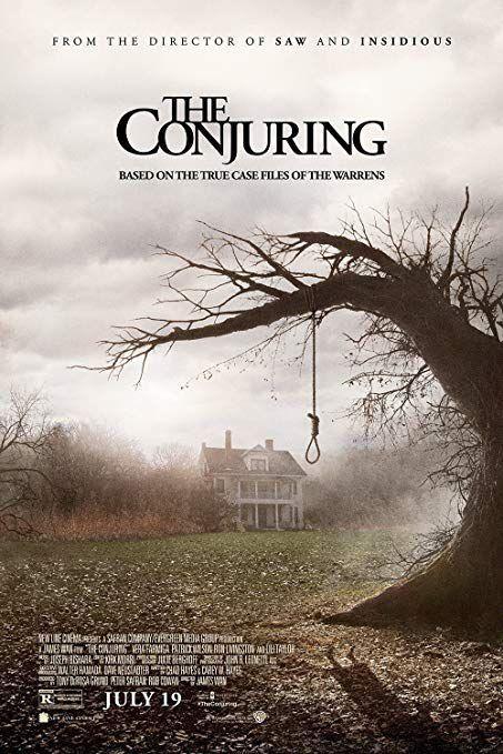 Scary Movies On Netflix The Conjuring Conjuring Movies Netflix Scary Scary Movie Peliculas Recomendadas Peliculas Completas Peliculas