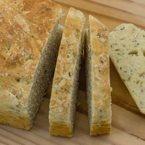 Here is a recipe for Soda Bread With Herbs that is very tasty and easy to do.