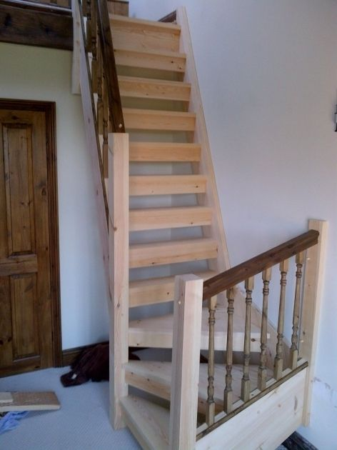 Attic Staircase Ideas For Space Saving Pictures 14 Stair Design Ideas In 2020 Attic Staircase Staircase Stairs Design