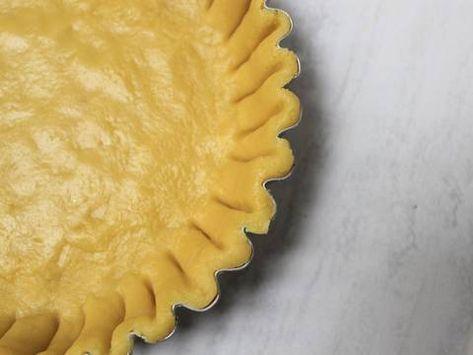 Pin Di Pie Susu Custard