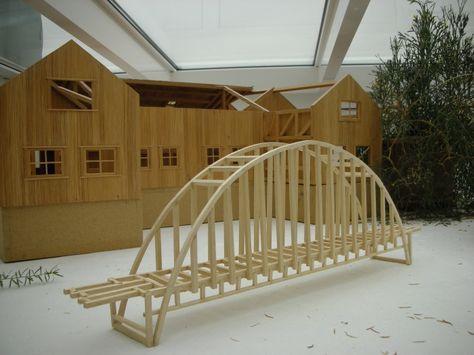 Build Balsa Wood Bridge Building Projects Diy Pdf Bench With Shoe Rack Plans Wood Bridge Bridge Building Bridge Design