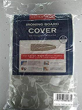 Extra Wide 18 48 Cover With Pad Review Ironing Board Covers