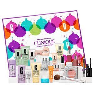 Douglas Adventskalender 24 Days Of Clinique Product Fortschrittliche Hautpflege Fur Tag Und Beauty Advent Calendar Best Beauty Advent Calendar Advent Calendar