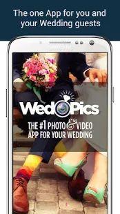 WedPics - Wedding Photo App - screenshot thumbnail