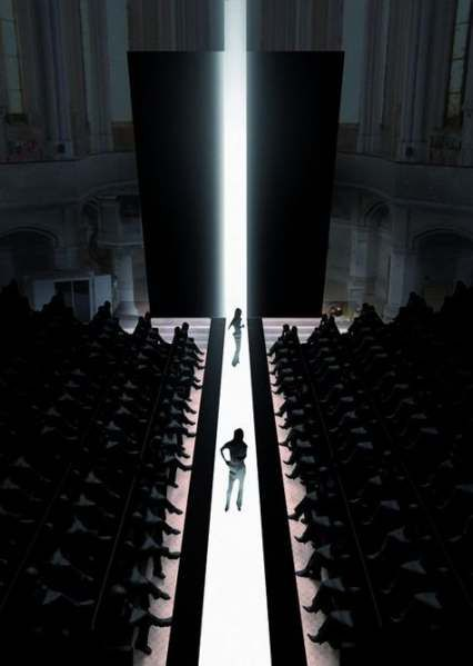 Fashion Week Runway Stage 49 Trendy Ideas Stage Design Scenic Design Catwalk Design