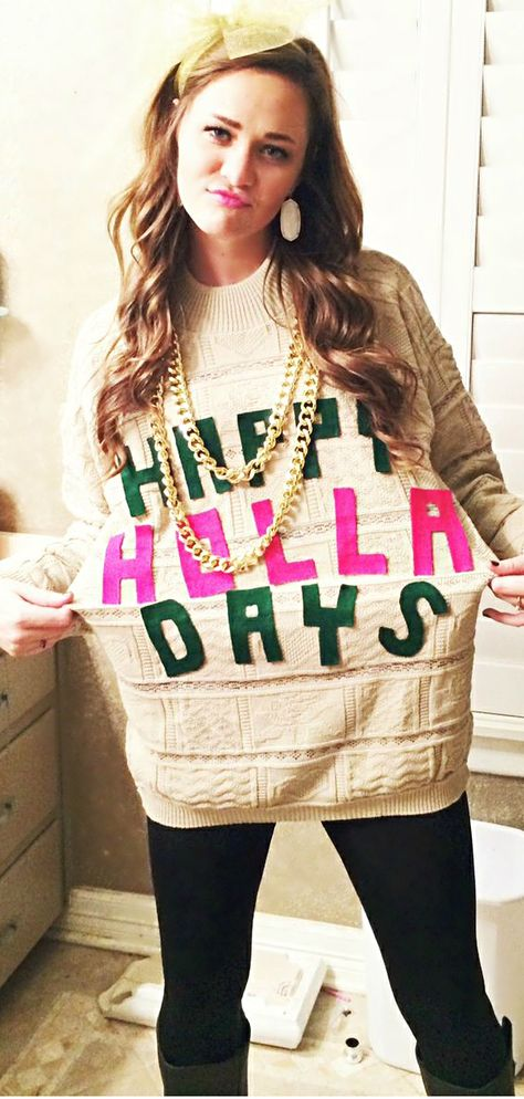 tacky Christmas sweater - List Of Pinterest Tacky Christmas Outfit College Images & Tacky