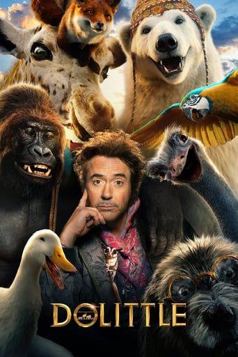 Ver Hd Dolittle 2020 Película Completa Gratis Online En Español Latino Dolittle Completa Peliculac Free Movies Online Dr Dolittle Robert Downey Jr