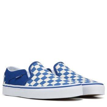 Vans Women's Asher Slip On Sneaker at