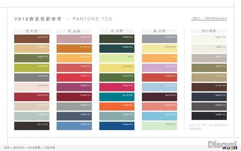 Fashion Colours S/S 18 Women Europe