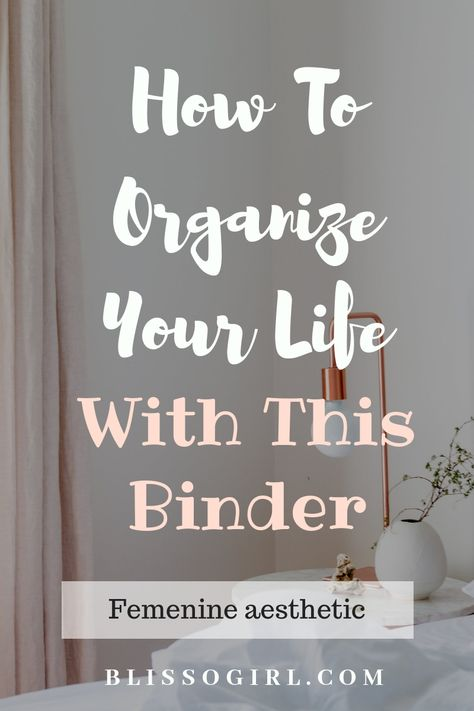 This Binder Will Help You To Get Your Life Organized For The Whole Year In Your Studies Pro Life Organization Binder College Organization School Organization