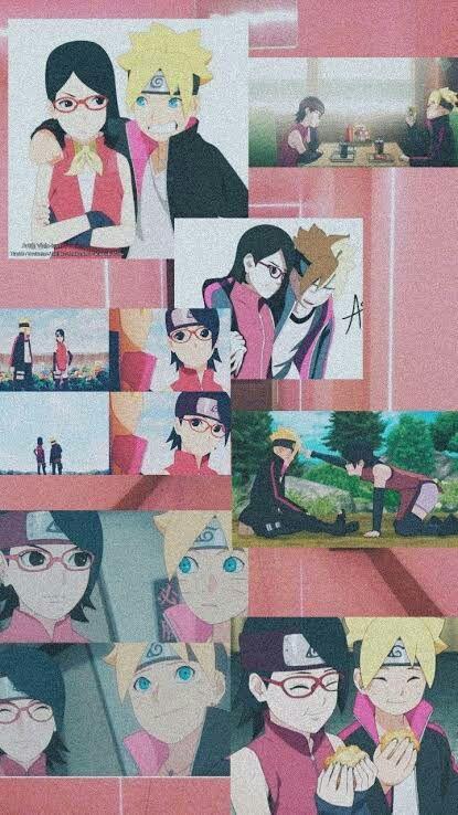 To The Past Boruto Naruto Next Generations Di 2021 Wallpaper Anime Wallpaper Lucu Naruto