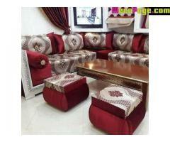 Salon Marocain Algerie En 2020 Salon Marocain Meuble Maison