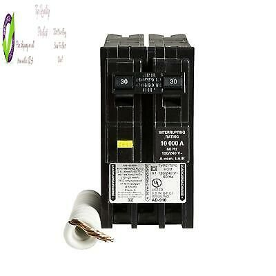 Sponsored Ebay Square D By Schneider Electric Hom230gfic Homeline 30 Amp Two Pole Gfci Circuit Gfci Electricity Gadget World
