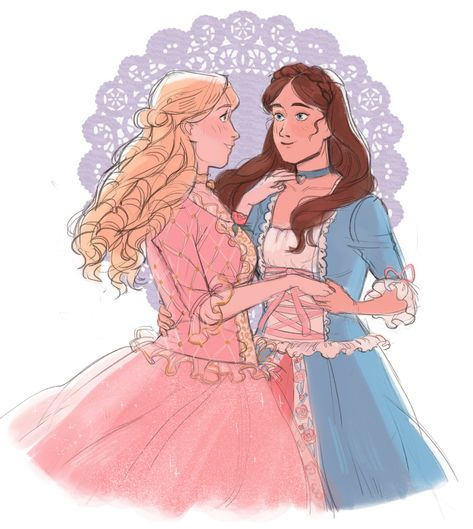 """barbie movies will always have special place in my heart and """"princess and the pauper"""" are one of my favorites ♡ i still rewatch them on some occasions and they fill me with so much kindness and..."""