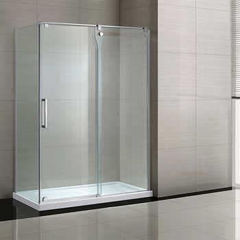 Ove Eilat 60 In X 32 In Shower In 2020 Shower Shower Stall Frameless Sliding Shower Doors