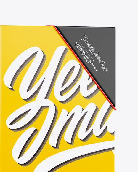Notebook Mockup Half Side View In Stationery Mockups On Yellow Images Object Mockups Stationery Mockup Mockup Stationary Mockup