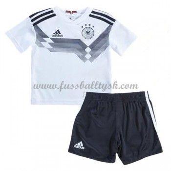 Nationalmannschaft Trikot Kinder Deutschland Wm 2018 Heim Trikotsatz Fussball Kurzarm Nationalmannschaft Deutschland Trikot Fussballtrikots