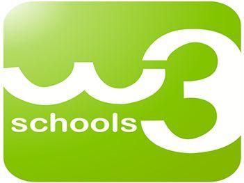 W3schools   Web   Learning sites, Best web design, Online web