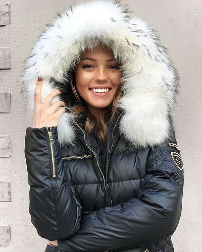 Women's Hometown Down Hooded Jacket in 2020 | Puffer jacket