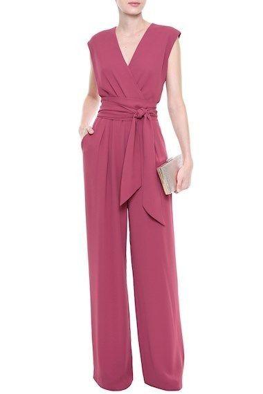 f785295e80b Pin de odeth ku en Enterizos en 2019 | Vestidos elegantes, Monos ropa y  Trajes de pantalón