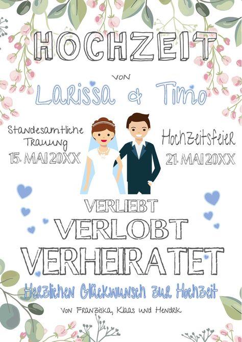 Hochzeitsgeschenk Personalisiert Meilensteintafel Hochzeit Mit Name In 2020 Personliches Hochzeitsgeschenk Coole Hochzeitsgeschenke Personalisierte Hochzeitsgeschenke