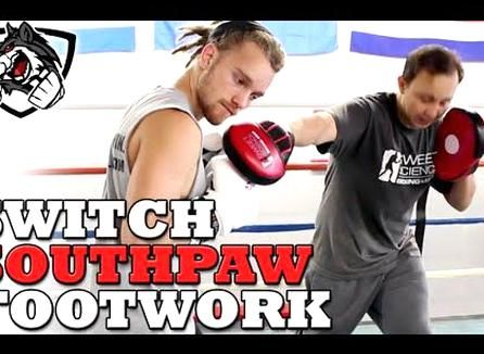 How To Switch Orthodox To Southpaw Mid Combo Youtube In 2020 Martial Arts Boxing Training Workout Boxing Techniques