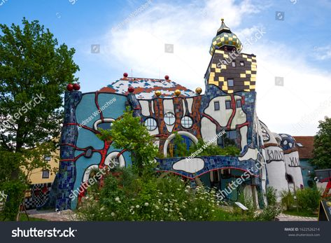 Abensberg, Germany - July 08, 2017: the exhibition building. #Sponsored , #Sponsored, #July#Germany#Abensberg#building