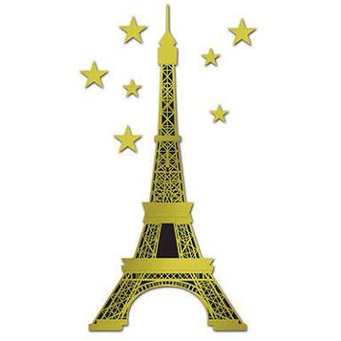 Resultado De Imagem Para Torre Dourada Ladybug Para Imprimir Eiffel Tower Parisian Party Decorations Paris Theme Party