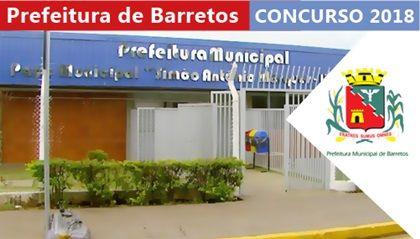 Apostila Concurso Prefeitura De Barretos Sp 2018 Concurso