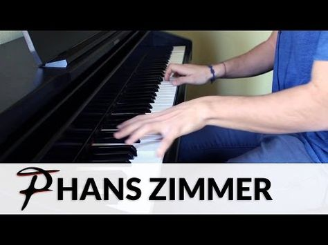 Hans Zimmer - Chevaliers de Sangreal (The Da Vinci Code Soundtrack HD Piano Cover) - YouTube