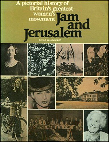 The Womens Institute - no longer about jam and Jerusalem
