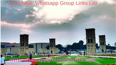 Join Dubai Whatsapp Group Links List Join Dubai Whatsapp