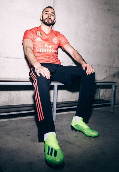 finest selection fa23b 388a3 18-19 Real Madrid Third Away Red Soccer Jersey Shirt(Player ...