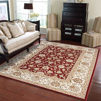 Thomasville Timeless Classic Rug Collection New Haven Red In 2019