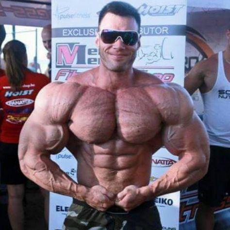 bodybuilder peter