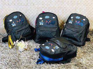 شنطة ظهر بناتى الصنف شنطة وسط بناتى المقاس 39 29 الالوان المتاح فى الصور الماركة N A السعر 260 ج Bags Stuff To Buy Backpacks