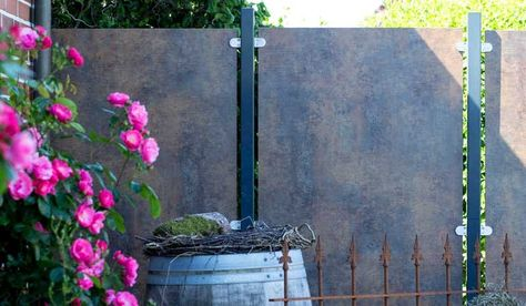 40 besten Sichtschutz Bilder auf Pinterest   Garten, Aufstellen und ...