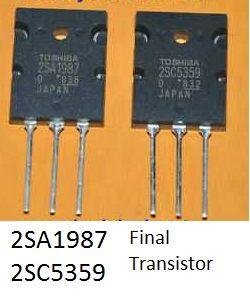 Power Amplifier 2000 Watt Circuit Diagrams - Data Wiring Diagram