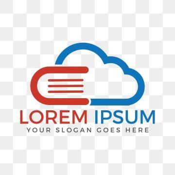 클라우드 북 및 전자 학습 창의적이고 상징적 인 로고 디자인 책 아이콘 구름 아이콘 표지 그림 Png 및 벡터 에 대한 무료 다운로드 도서관 표지 표지 로고