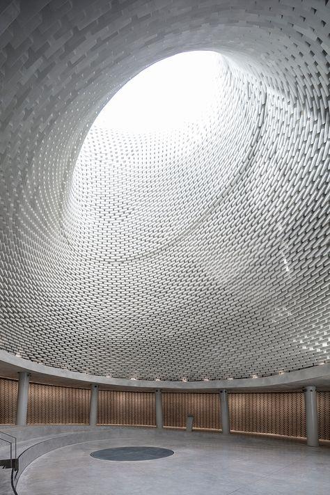kimmel eshkolot architects unveils mount herzl memorial in jerusalem