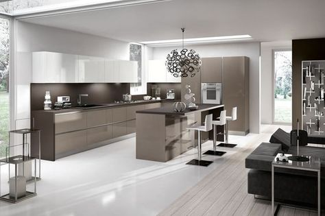 Cucine Moderne Veneto.Cucine Moderne Con Penisola Veneta Cucine Cerca Con Google
