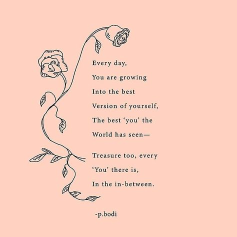 A poem on growth! You can find more of my work @p.bodii ! / If you see a poem that I have not uploaded here that you'd like to purchase, just dm me on Instagram and I'll put it up! • Millions of unique designs by independent artists. Find your thing.