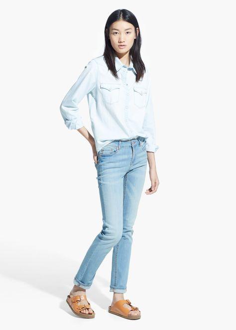 Slim fit jeans alice - Damen | MANGO